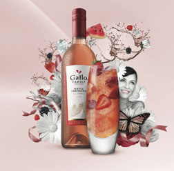 BBB and Gallo Rose Competition