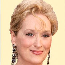 Meryl Streep - Cancer