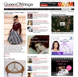 Queen's of Vintage