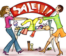 <b>Sample Sales Galore!...</b>