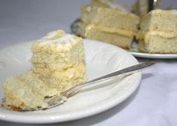 Tangy Lemon Drizzle Cakes