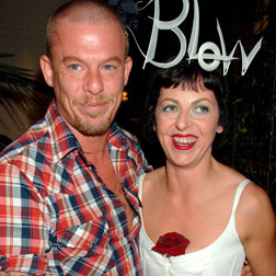 The Late Isabella Blow and Alexander McQueen