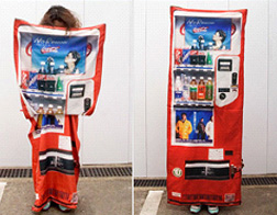 The Vending Machine Dress - step 2