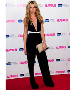 Abigail Clancy Glamour Women of the Year