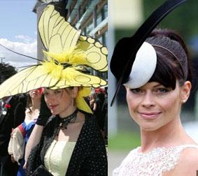 Ascot Hats 2010