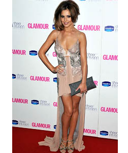 Cheryl Cole Glamour Women of the Year