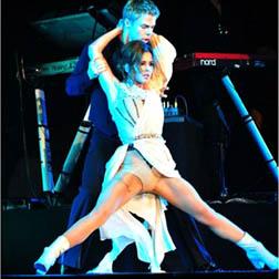 <b>Cheryl Can Can...</b>
