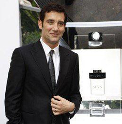 Clive Owen for Bvlgari