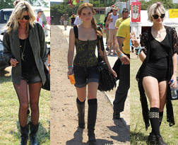 <b>Get The Glasto Look!...</b>