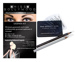 Miss Bollywood Legends Eyebrow Shaping Kit