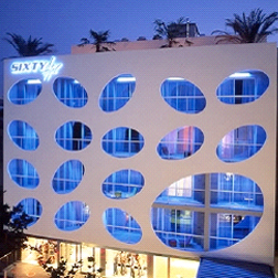 Miss Sixty - Sixty Hotel in Riccione, Italy