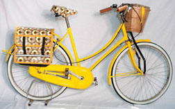 Orla Kiely bike