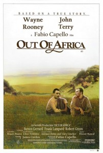 Out of Africa - Football spoof