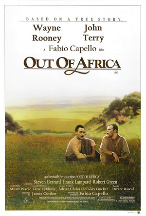 <b>Out Of Africa...</b>