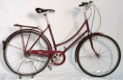 Wayne Hemingway bike