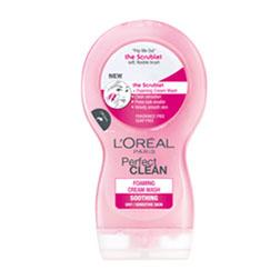 L'Oréal Paris Perfect Clean Soothing Foaming Cream Wash