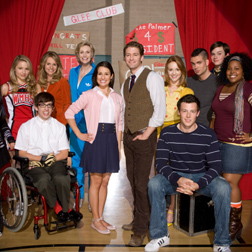 <b>Glee Are UK Bound!...</b>