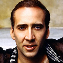 Capricorn - Nicolas Cage