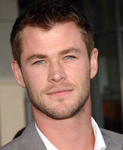 <b>Chris Hemsworth...</b>