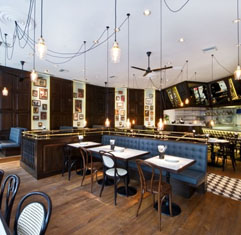 <b>Dishoom Bombay Café...</b>