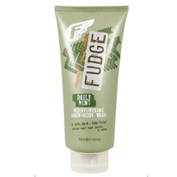 Fudge Daily Mint and Lemon Moisturising Hair and Body Wash