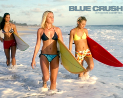 Kate Bosworth in Blue Crush