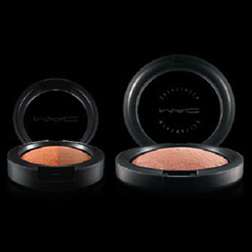 MAC In The Groove - Mineralize Blush Duos in A Little Bit of Sunshine and Mineralize Skinfinish Powders in By Candlelight