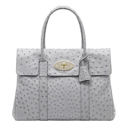Mulberry Bayswater Ostrich Bag