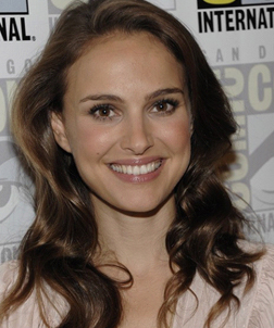 Natalie Portman at Comic-Con 2010
