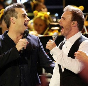 Robbie Williams to rejoin Take That!