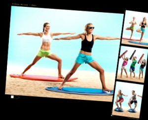 Roxy Beach Body Workout