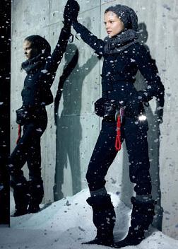 Stella McCartney for Adidas wintersports wear