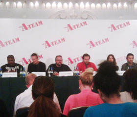 <b>The A-Team Press Con...</b>