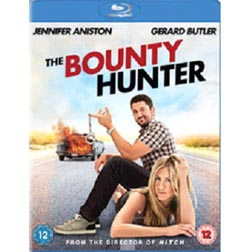 The Bounty Hunter Blu Ray