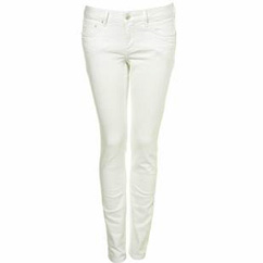 White Skinny Baxter Jeans