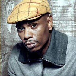 <b>Chappelle's Charade...</b>