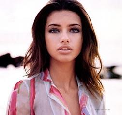 Victoria's Secret Model, Adriana Lima