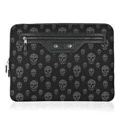 Alexander McQueen Skull Laptop case