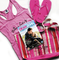 <b>WIN DEAR JOHN GOODIE...</b>