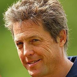 Hugh Grant looking OLD!