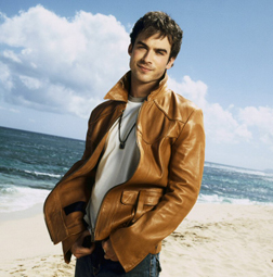 Ian Somerhalder as Boone Carlyle in Lost
