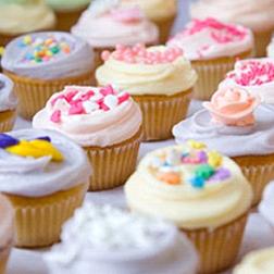 <b>Charitable Cupcake...</b>