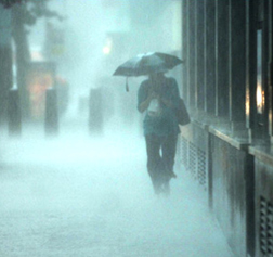 <b>Rain, Rain Go Away!...</b>
