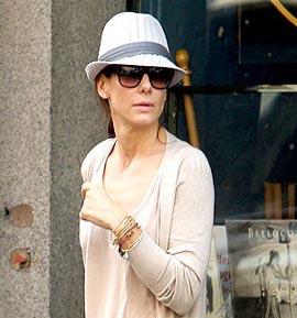 Sandra Bullock in Alex and Ani