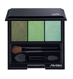 Shiseido Luminizing Satin Eye Colour palette ini Jungle