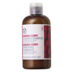 The Body Shop Guarana Berry Volumising Shampoo