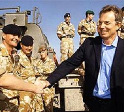 Tony Blair's donation - Blood Money