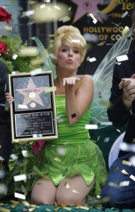 <b>Tink Gets Her Star!...</b>