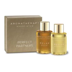 Aromatherapy Associates Perfect Partners bath oils