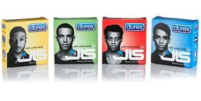 JLS Condoms for Durex